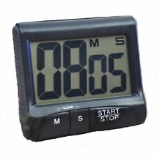 BOSCA Digital Kitchen Timer - Large Number Display - BNIB - Authentic