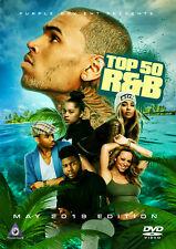 TOP 50 R&B MAY 2019 MUSIC VIDEOS CHRIS BROWN KHALID ELLA MAI CIARA TREY SONGZ