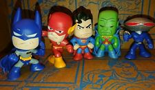 Funko Mystery Minis DC Series 2 Blue Batman Flash Black Manta Superman Manhunter