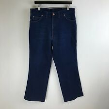 Long Haul Jeans - Relaxed Fit Dark Wash - Tag Size: 36x28 (34x27) - #5097