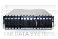 """EMC CX-4PDAE DAE 15x CX-SA07-500 500GB 7.2K 4Gbps 3.5"""" FC HDD, Accessories"""