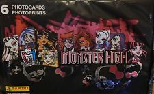 PANINI MONSTER HIGH 4 envelopes  WHITH  PHOTOCARDS