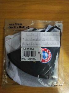 3 pack Bayern Munchen Football Adidas Reusable Face Mask Brand New Small