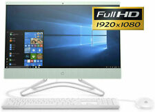 "HP All-in-One Computer 22"" Full-HD Display Intel 2.90GHz 4GB 1TB HD Win10 - TEAL"