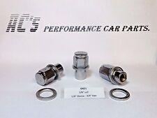 "3/8"" unf 5/8"" Sleeve - 3/4"" Hex Mini -Sleeve Wheel Nut w/Flat Washer - (SN21) GQ"