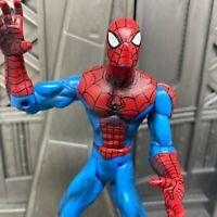 "Marvel Legends Toybiz Spider-man Classic Origins Comic Style 6"" Action Figure"