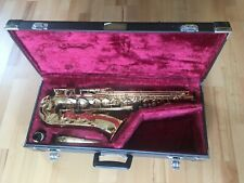 Saxophon Yamaha YAS 32, Alt-Saxophon mit Notenhefte, Zubehör, Notenständer