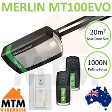 Merlin Tiltmaster MT100EVO Sectional Garage Door Opener