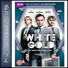 White Gold - Series From The Makers of Inbetweeners DVD 2017 as