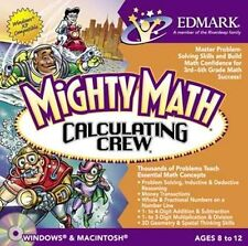 Mighty Math Calculating Crew  Master Multiplication & Division  Problem Solving