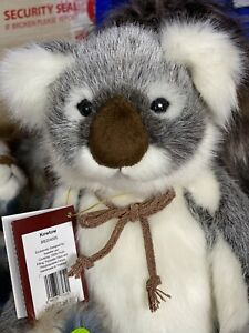 KOWTOW Charlie Bears Bearhouse Bears The Soft And Squishy Koala. 9.5 Inches