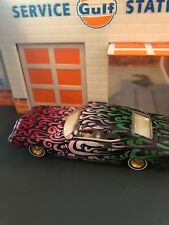 Hot Wheels 100% Black Box  Collectibles Set 1969 Buick Riviera lowrider Poseable