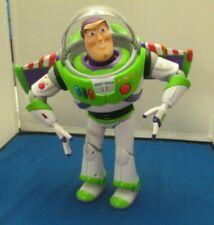 Buzz Lightyear Toy Story Thinkway Toys Disney Pixar Action Figure Toy 12""