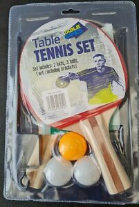 Table Tennis Set with Net New in Packaging