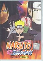 NARUTO SHIPPUDEN (ENGLISH AUDIO) - ANIME TV SERIES DVD ( 621-720 EPIS )
