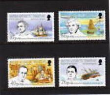 Brits Antarctica 231-234 Onderzoekers 1994  postfris