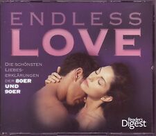 ENDLESS LOVE - Reader's Digest   4 CD Box  OVP