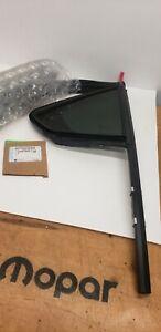 Chevrolet GM OEM 10-16 Equinox Glass Rear Door Fixed Window Right 22810021