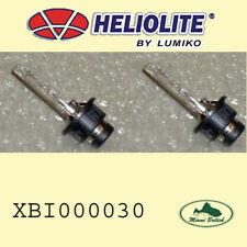 LAND ROVER XENON HID LOW BEAM BULB x2 LR3 RANGE RR SPORT XBI000030 HELIOLITE