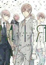 USED Ten Count Rihito Takarai Illustrations Art Book Mirror BL Manga Yaoi