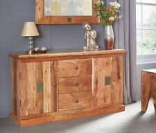 Wooden Bedroom White Sideboards, Buffets & Trolleys