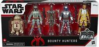 Star Wars Celebrate the Saga Bounty Hunters Figure Boba Fett Jango **IN STOCK