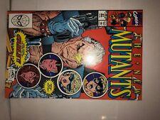 The New Mutants #87 (Mar 1990, Marvel)
