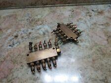 Nakamura Tw 20 Cnc Lathe Oil Distributor Hjb 03 Piston Lube Each1
