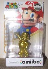 "GOLD AMIIBO ""SUPER MARIO GOLD AMIIBO EDITION"" - BNIB AVAILABLE NOW ""Melb"""