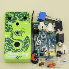 Make your own  OD1 Overdrive Effects Pedal all Parts With 1590B For your Guitar