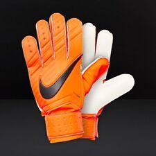 Nike GK partido portero Fútbol guantes Gs0344-803 Naranja/negro/blanco Size10