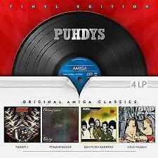 Puhdys Vinyl Edition (AMIGA LP Box) von Puhdys (2017)