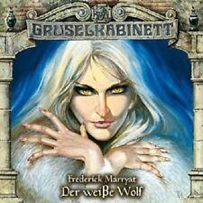 GRUSELKABINETT FOLGE 49 - DER WEIßE WOLF  CD NEU