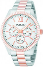 Reloj Mujer PULSAR DRESS PP6126X1 de Acero inoxidable Plateado