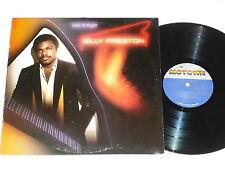 BILLY PRESTON-Late At Night (1979) MOTOWN LP w/Syreeta
