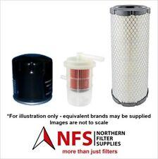 Schaeff HR14 Excavator Filter Kit (Air, Oil, & Fuel Filters)