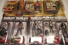 The Walking Dead figuras de acción TV serie 1 - 9 para escoger de mcfarlanetoys