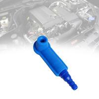 1x Auto Car Brake Fluid Pump Exchange Air Equip Oil Bleeder Replace Tool BLUE