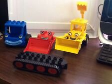 Lego Duplo Bob the Builder Huge Replacement Piece Assorted Lot