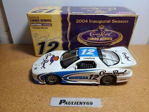 2004 Ryan Newman #12 Crown Royal Daytona Winner 1:24 IROC Series Action MIB