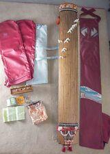 """Vintage Japanese KOTO 13-String 6' 3"""" FINE Quality KIRI Paulowina Genzheng"""