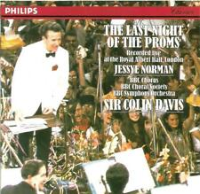 The Last Night Of The Proms [Jessye Norman / BBC Choral,Chorus,SO / Davis] (CD)