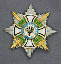 German Star of the Grand Cross of the Hohenzollern