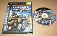Ghost Recon 2: Summit Strike for Microsoft Xbox Fast Shipping