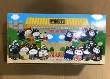 Naruto-Nyaruto! Cats Konoha Village wth Premium Can Mascot Box Set NEW