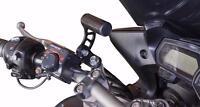 Phone / Sat Nav Mount Vespa LML Lambretta Bar Handle Mounting For Clamp