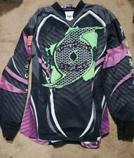 Tropical storms Anthrax Pro Paintball tournament Jersey With Half Gloves 3xl