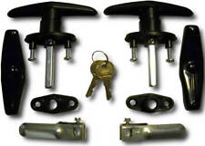 Truck Cap, Topper Complete T-Handle Lock Set | Bauer T311-2
