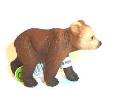 Z8)  Schleich 14324 Grizzlybaby Bär Grizzly  Schleichtier Schleichtiere