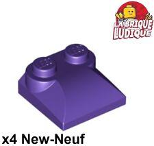 Lego 1 x cabina cortavientos 30251pb03 transparente naranja s5x4x3 sticker 7648